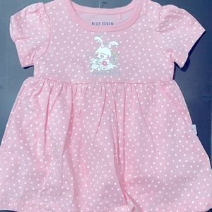 Little Girls Dress new without tags size 6-9months